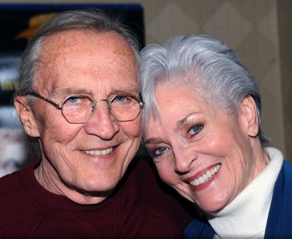 Roy and Lee Meriwether courtesy of Joann Dascenzo